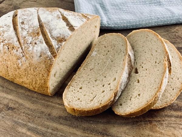 Gluten Free Pane di Casa - Family Loaf 1kg home delivered sydney