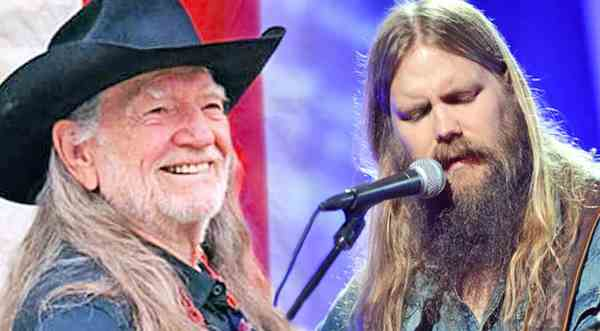 Chris Stapleton Debuts Heartbreaking Cover Of Willie ...