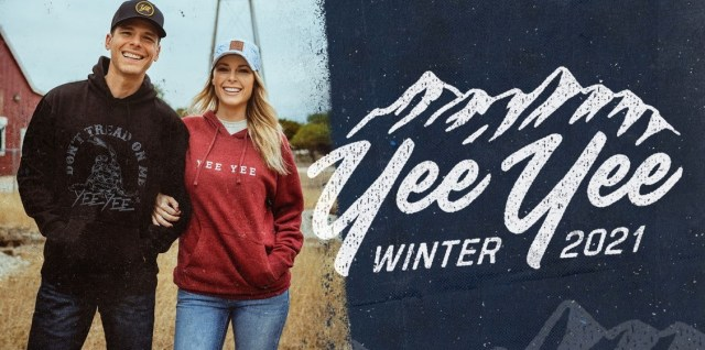 Clothing For a Cause: Granger Smith Deepens Focus on Yee Yee Apparel's Philanthropic Efforts