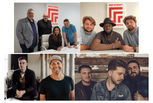 Jay DeMarcus' Christian Music Label, Red Street Records Expands Adding New Artists & Songwriters to Roster
