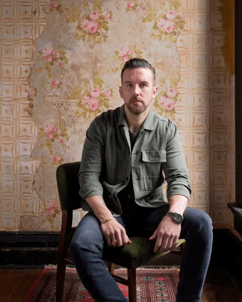 T J Osborne on Country Music News Blog | Photo Credit: Kristine Potter for TIME Magazine