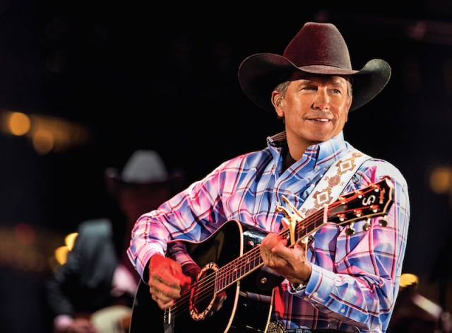 George Strait to Join the Houston Livestock Show and Rodeo