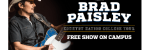 Brad on Country Music On Tour