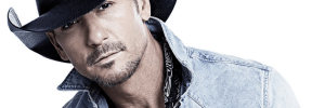 Tim McGraw Tour Dates