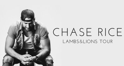 Chase Rice on Country Music On Tour