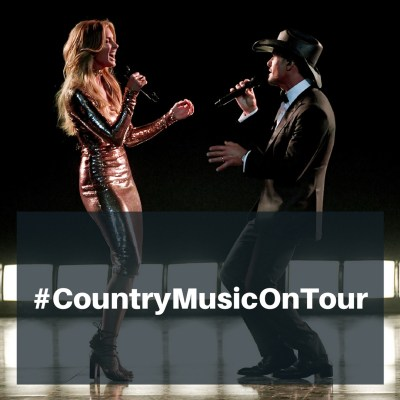 Tim & Faith Tickets on Country Music On Tour!