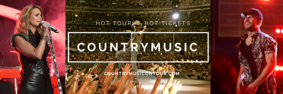 Concert Tickets from Country Music On Tour