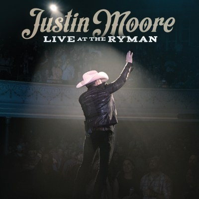 'Live at the Ryman' From Juston Moore Out Now