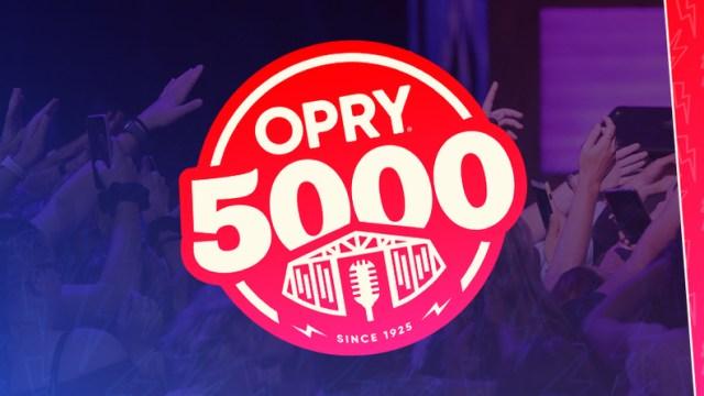 Grand Ole Opry To Celebrate 5,000th Saturday Night Broadcast