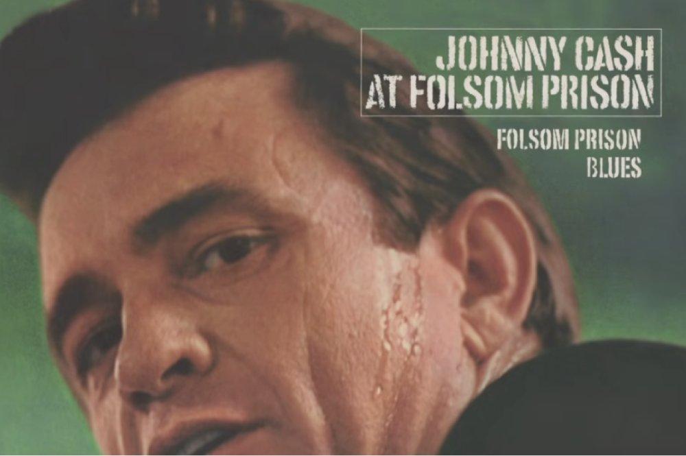 Johnny Cash - Folsom Prison Blues (Official Audio)