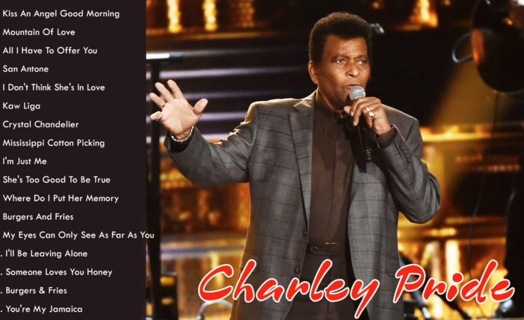 Charley Pride Greatest Hits 2021 – The best Of Charley Pride