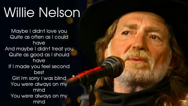 Willie Nelson – Always on My Mind (Live From Austin City Limits, 1990)