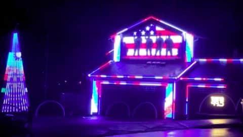 christmas lights usa # 28