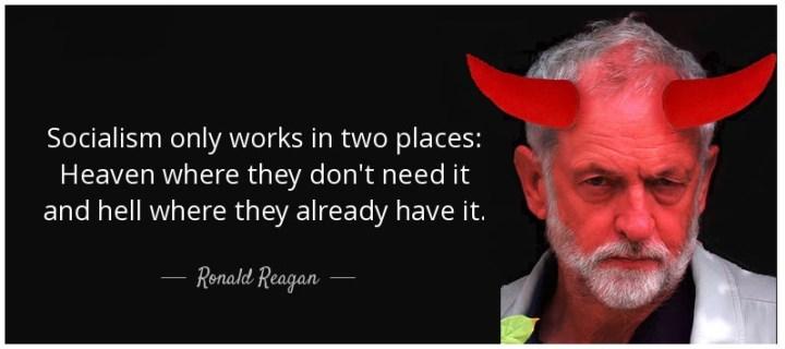 Corbyn Devil meme