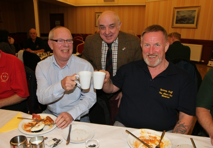Gjen Forfar Legion Breakfast