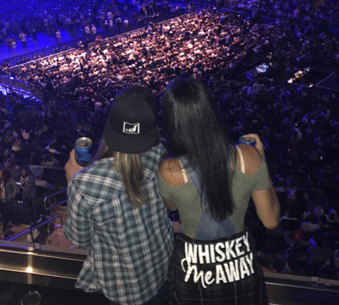 NYCountry Swag I Madison Square Garden