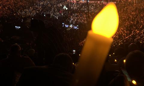 Grammys Vegas Victims Tribute