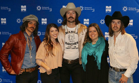 NYCountry Swag with Midland