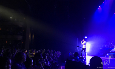 Brett Eldredge's 'The Long Way Tour' Hits NYC with Devin Dawson and Jillian Jacqueline...