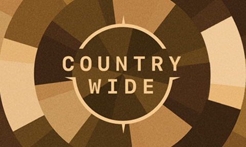"""Apple Music's """"Country Wide"""" Playlist"""