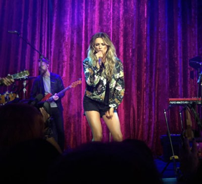 Carly Pearce at Opry City Stage