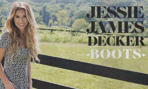 Jessie James Decker, Boots