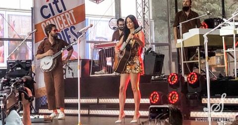 Kacey Musgraves Today Show