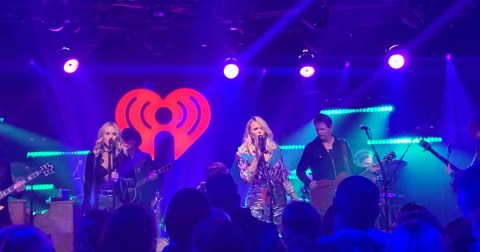 Miranda Lambert Iheart NYC