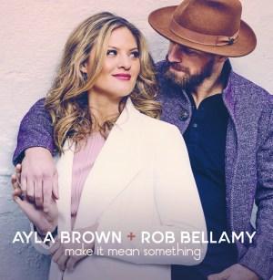 Ayla Brown Rob Bellamy