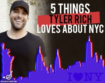 Tyler Rich I Love New York