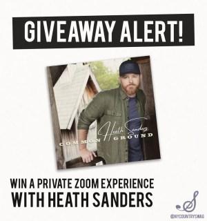 Win Zoom Experience with Heath Sanders