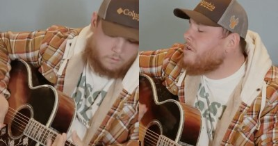 """Luke Combs gives fans a taste of album number 3 with new, unreleased track, """"See Me Now"""""""