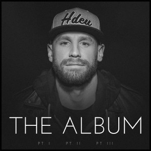 Chase Rice's 'The Album' is out now, May 28th, on all streaming platforms