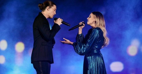 Kelsea Ballerini LANY new song CMT Awards