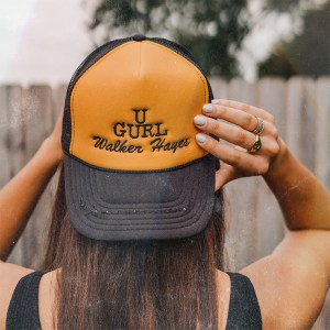 """Walker Hayes' new song, """"U Gurl"""" is out now, October 15th."""