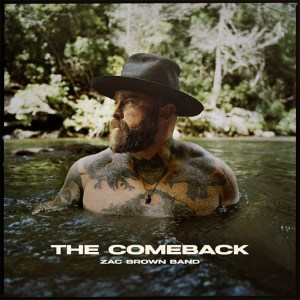 """Zac Brown Band's new album """"The Comeback' is out now."""