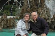 Fountain at Lake Lugano