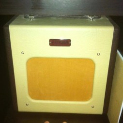 I played Beatles covers on this Champ like crazy. Great home amp...until I fried it.