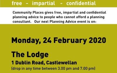 Free Planning Advice Event
