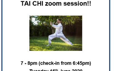 Tai Chi for men with CDRCN