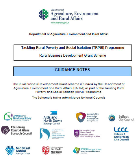 New Rural Business Development Grant Scheme for Ards and North Down