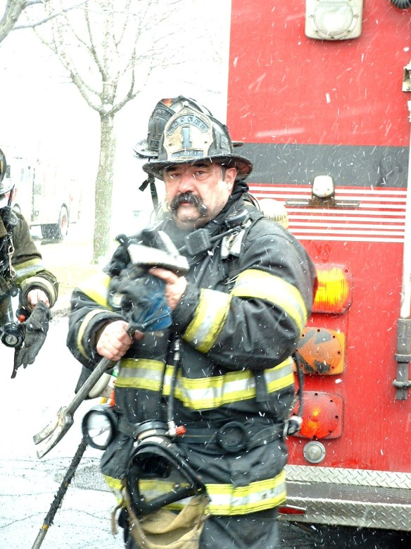 Captain Mike Lombardo, Buffalo Rescue 1