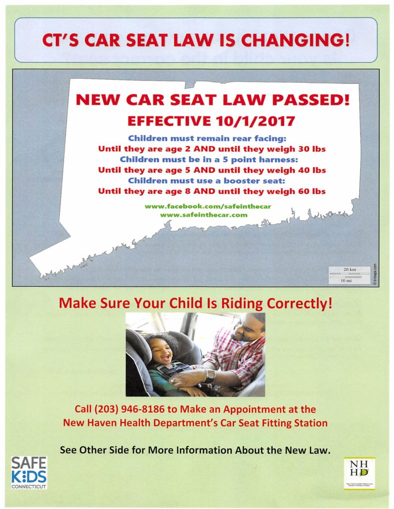 Maryland Child Car Seat Laws 2017