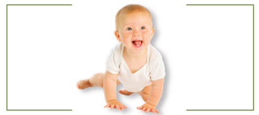Osteopath treatment for  babies