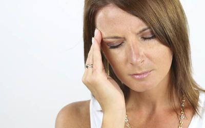 Headaches and Longstanding back-related issues