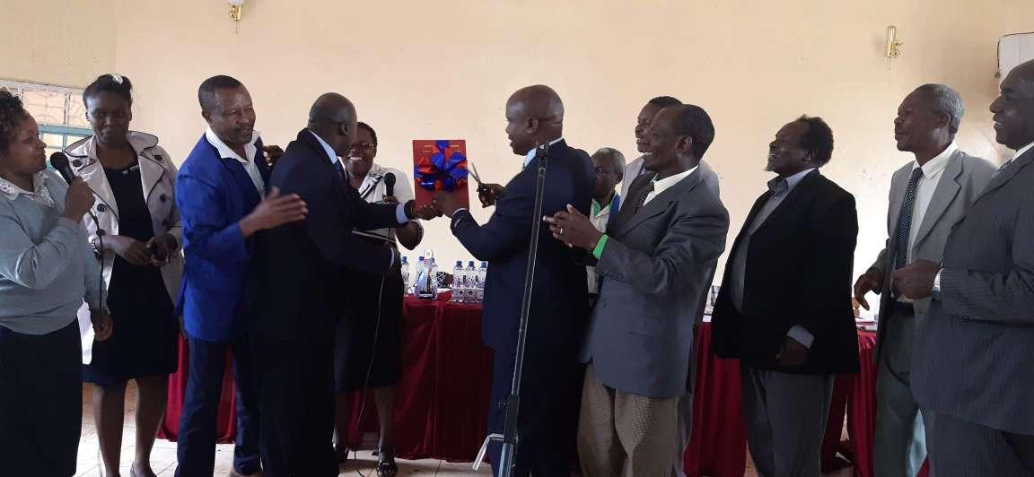 Best Sacco in Embu County Launch of strategic plan
