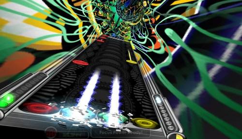 Rhythm Zone Gameplay