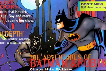 Excerpt of the cover of Nintendo Power #69