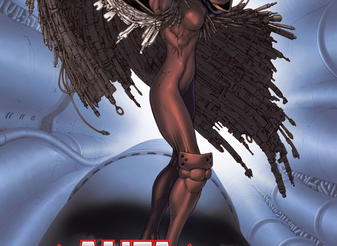 Cover of Battle Angel Alita: Last Order Omnibus 1