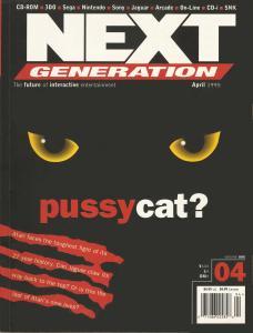 Cover of NextGen #4